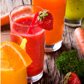 Bebidas no alcohólicas - Mirenat® LAE® Conservación de alimentos