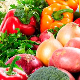 Frutas y verduras - Mirenat® LAE® Conservación de alimentos